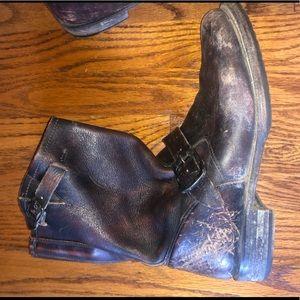 Combat Frye Boots